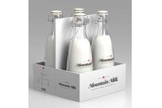 毎日ミルクを飲みほしたくなります。こちら、その名前からして美味しそうな「MOUNTAIN MILK」。絞りたての牛乳を密栓したの...