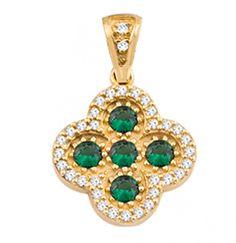 ΝΧ1276 -Χρυσό μενταγιόν 14Κ Belly Button Rings, Drop Earrings, Jewelry, Jewlery, Jewerly, Schmuck, Drop Earring, Jewels, Belly Rings