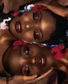 Makeup Black, Dark Skin Makeup, Dark Skin Beauty, Black Beauty, Black Girls Rock, Black Girl Magic, Klum, Beautiful Black Girl, Beautiful Eyes