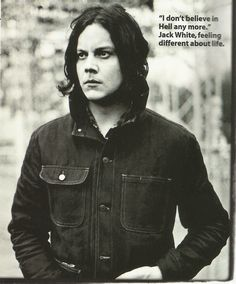 jack white and his mother are both the youngest of 10