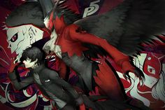Image for Persona 5 Arsene Wallpapers Iphone 3FF