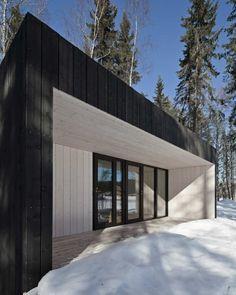 ::ARCHITECTURE::  Four-cornered villa by Avanto Architects