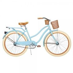 Huffy 26 Huffy Women's Cruiser Bike Nel Lusso , Gloss Blue - Sears