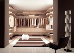 Looking for some fresh ideas to remodel your closet? Visit our gallery of leading luxury walk in closet design ideas and pictures. Closet Walk-in, Dressing Room Closet, Dressing Room Design, Closet Bedroom, Closet Space, Dressing Rooms, Closet Ideas, Dressing Area, Master Closet