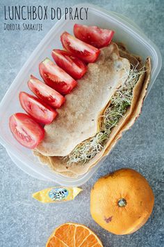 lunchbox do pracy Healthy Food, Healthy Recipes, Tahini, Bento, Hot Dog Buns, Cooking Recipes, Dinner, Healthy Foods, Dining