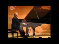 MAURIZIO POLLINI PLAYS CHOPIN NOCTURNE & ETUDE Op.10 Nº12 LIVE 2002 HD