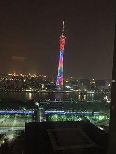 Wangzhou, Canton Tower