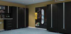 Garage Storage Gallery | Motor Trend Garage by Closet Factory