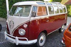 1960 Oldtimer VW T1 Bus Samba zum Mieten