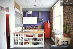 Dbl Room Loft-Style Shoreditch Flat