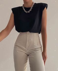 Classy Outfits, Chic Outfits, Trendy Outfits, Vintage Outfits, Work Fashion, Fashion 2020, Fashion Looks, Workwear Fashion, 80s Fashion