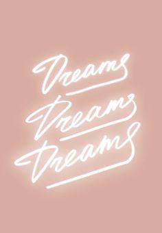 Let's Talk about Dreams