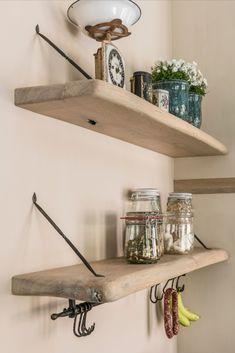 Design Your Home, Mudroom, Interior Inspiration, Floating Shelves, Minimalist, Interior Design, Living Room, Modern, House