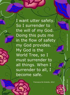 I become safe