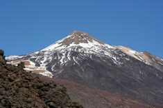 Viajar con niños en Semana Santa Tenerife El Teide
