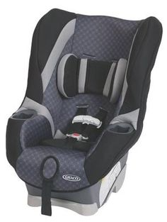 Graco My Ride 65 LX Convertible Car Seat, Coda - B005WHQKI2 83.99$ Features: The side-impact tested convertible car seat with extended usage holds baby rear-facing from 5-40 pounds and forward facing from 20-65 pounds Secure your forward-facing child in a 5-point harness up to 65 pounds Rigorously crash tested to meet or exceed us safety standards and help reassure safety-conscious parents