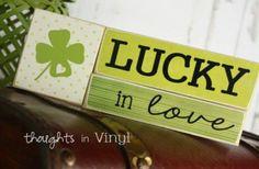 Lucky sign