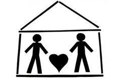 Due cuori in #affitto #convivenza #giovani #Italia