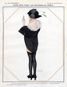 Raphaël Kirchner 1913 Model