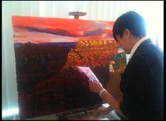 www.zibagallery.com Students, Painting, Art, Art Background, Painting Art, Kunst, Paintings, Performing Arts, Painted Canvas