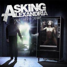 ASKING ALEXANDRIA-FROM DEATH TO DESTINY (WHITE VINYL) (COLV) VINYL LP NEW in Music, Records | eBay
