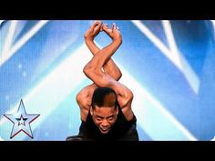 Will the Judges bend over backwards for Bonetics? | Britain's Got Talent...