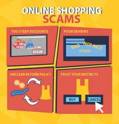 Online shopping scams get sneakier by the day!