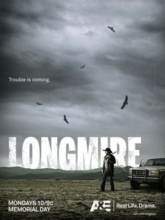 Longmire - it's not quite as good as the books - but if you go into it knowing that, it's very enjoyable.  The cast is what makes it.