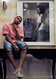 Chris Brown is our generations Michael Jackson. No questions. Chris Brown Fotos, Chris Brown Art, Chris Brown Style, Breezy Chris Brown, Big Sean, Trey Songz, Ryan Gosling, Rita Ora, Nicki Minaj