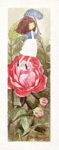 Rosa by nguyenshishi.deviantart.com on @deviantART