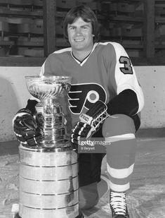 Tom Bladon #3-4 1973-1974 - 1974-1975 Stanley Cup Flyers Stanley Cup, Flyers Hockey, Philadelphia Sports, Eagles, 1930s, Fan, Vintage, Eagle, Hand Fan