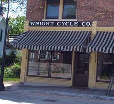 wright bros bicycle shop ...Greenfield Village - Dearborn, Mi