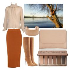 """""""River view"""" by ligia-maria-brito on Polyvore featuring Whistles, Yves Saint Laurent, Narciso Rodriguez, Ralph Lauren Collection, Maison Margiela and Urban Decay"""