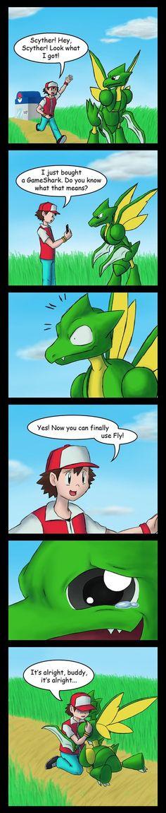 Pokemon Happiness :')