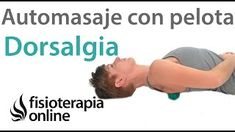 Automasaje para relajar el cuello, hombros y cervicales | FisioOnline Pilates, Natural Medicine, Physical Fitness, Physics, Alternative, Relax, Mindfulness, Gym, Health