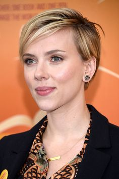 Scarlett Johansson, 2016