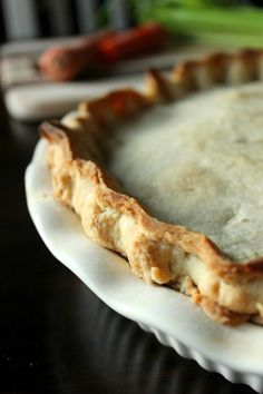 The ultimate comfort food - chicken pot pie! This is the BEST recipe on the internet.
