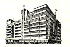 John Orr's department store at the corner of Pritchard and Von Brandis Streets.