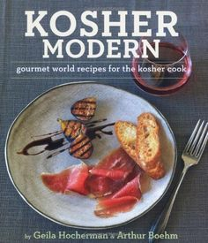 Kosher Modern Gourmet World Recipes for the Kosher Cook by Geila Hocherman Arthur Boehm 2011 * To view further for this item, visit the image link.