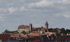 Kaiserburg, #Nürnberg in Germany