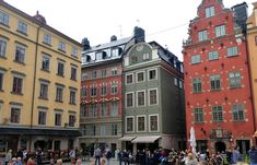 Old Town Stockholm Square