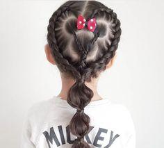 Disney Hairstyles, Baby Girl Hairstyles, Kids Braided Hairstyles, Dreadlock Hairstyles, World Hair, Girl Hair Dos, Hair Arrange, Hair Reference, Braids For Kids