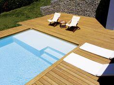 Backyard House, Backyard Pool Designs, Pergola Designs, Swimming Pools Backyard, Garden Pool, Living Pool, Getaway Cabins, Plunge Pool, Dream Pools