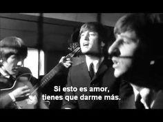 The beatles I should have known better subtitulado en español - YouTube
