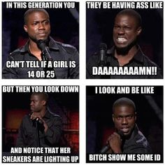 Kevin Hart #funny #quotes