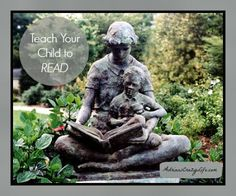 Teach Your Child to Read! #AdriansCrazyLife #Parenting #Homeschooling