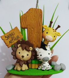 1 million+ Stunning Free Images to Use Anywhere Safari Birthday Cakes, Jungle Theme Birthday, Safari Cakes, Baby Boy Birthday, Safari Party, Animal Birthday, Birthday Party Themes, Safari Theme, Jungle Cake
