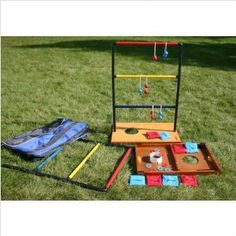 Triumph Sports Trio Toss, Bag Toss / Ladder Toss / Washer Toss