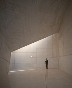 Chapel in Villeaceron, Spain, by Sancho-Madridejos Architecture Office