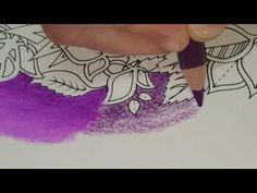 Pencil Background Tutorial - Enchanted Forest - YouTube